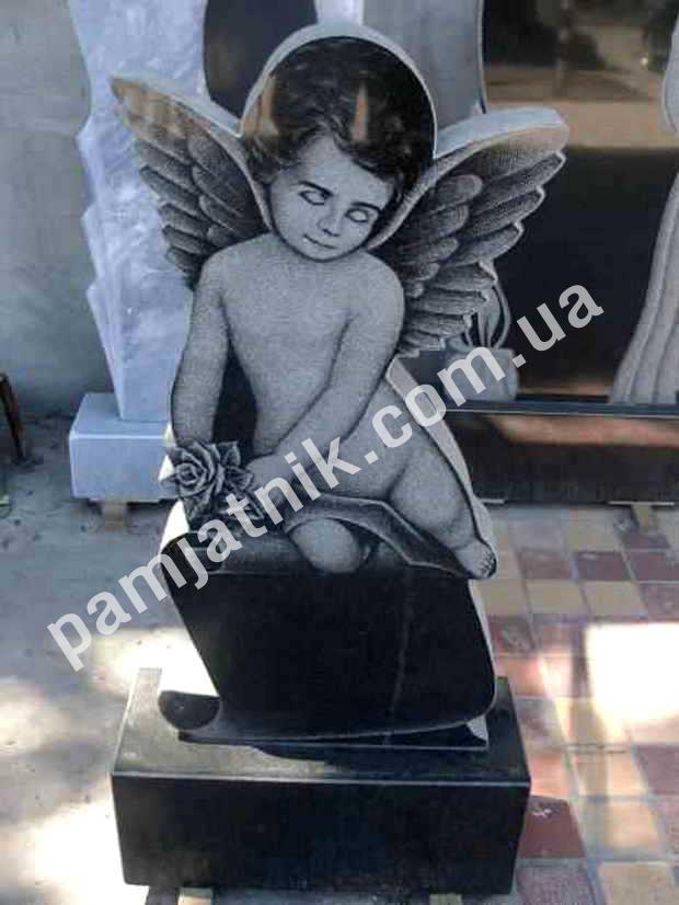 Фото ангелочков на памятник ребёнку 50