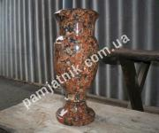 гранитная ваза