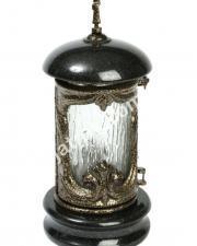 гранитная лампада с фурнитурой