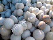 заготовки под гранитные шары неполированные