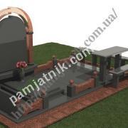3D модель эксклюзивного комплекса 0020