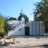 Храм Воскресения Христова на Лесном кладбище