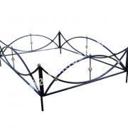 Металлическая ограда №14