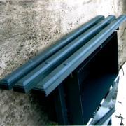 Скамейка с ящиком для хранения №2