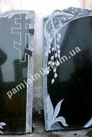Памятник-дерево 20 берёза из габбро