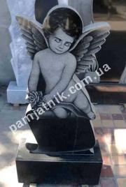Памятник для младенца 0044 ангелочек