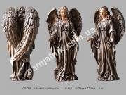 Ритуальная скульптура ангел скорбящий ck-004-1