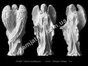Ритуальная скульптура ангел скорбящий ck-004