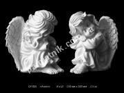 Ритуальная скульптура ангелочка ck-005-0