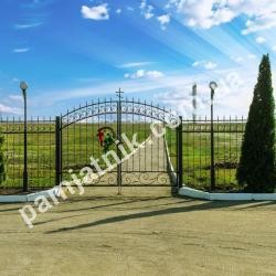 Белое кладбище в с.Белогородка
