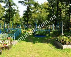Троещинское кладбище