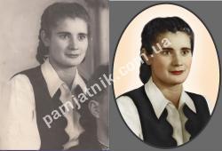Профессиональная ретушь фотографий для гравировки на памятник, портрета в стекле и фотокерамики