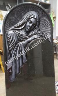 гранитные скульптуры на кладбище