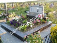 Заказать и купить гранитные памятники на кладбище Гореничи