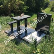 Купить семейное место на 6 урн, Байковом кладбище колумбарий