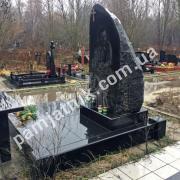 Памятник обапол 069 из габбро