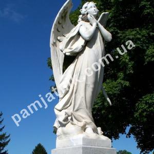 Мраморная скульптура ангела 044