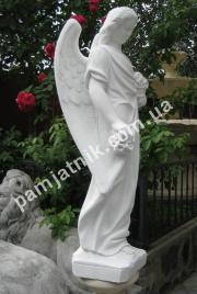 Мраморная скульптура ангела 047