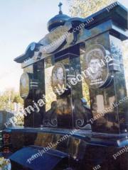 Эксклюзивные памятники из гранита - E0_48
