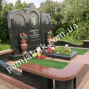 Эксклюзивные памятники из гранита - EK_533-2