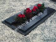 Цветочник на кладбище 035