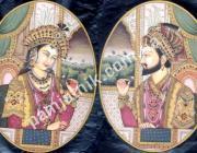 Джахан и Мумтаз Махал