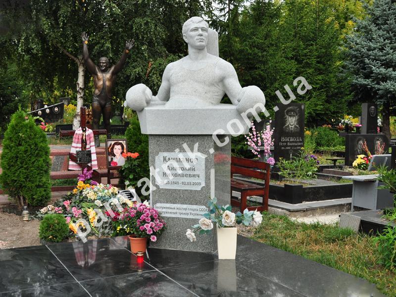 Купить памятник на кладбище Ярославль Мраморный крестик Судогда