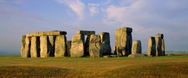 Стоунхендж — каменный шедевр мировой архитектуры